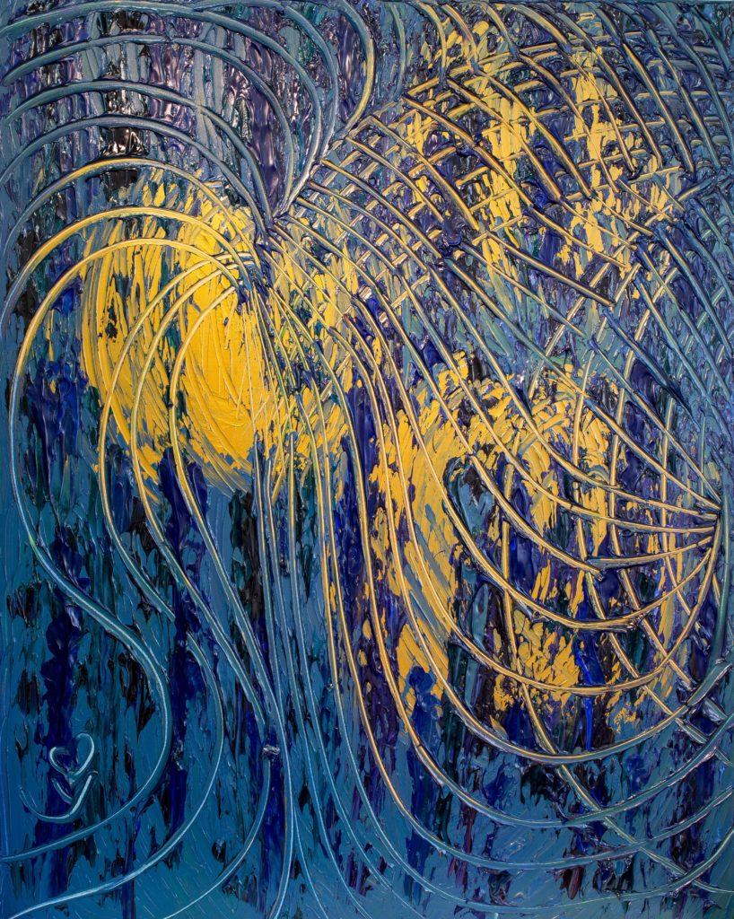 Acrylic on Canvas150 x 120 cm2014
