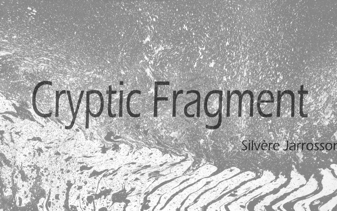 Cryptic Fragment