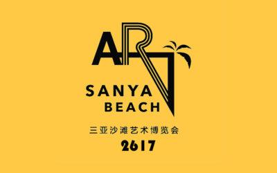 "BLANC ART ""VITALITY"" EXHIBITION AT ART SANYA BEACH 2017"