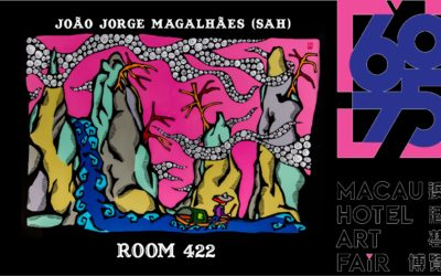 """Blanc Art curated 「Moment – Work by João Jorge Magalhães」  at The SECOND """"6075 MACAU HOTEL ART FAIR"""" has successfully come to an end"""